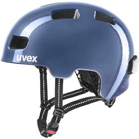 UVEX City 4 Mini Me Helmet Kids, blauw